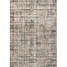Sydney Simple Brown Distress Rug