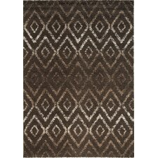 Sydney Brown Diamonds Rug