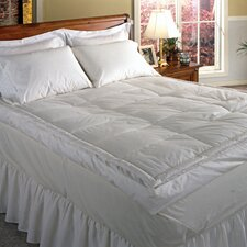 233 Thread Count Down Pillow Top Featherbed