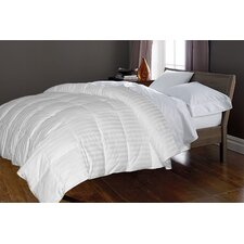 <strong>Blue Ridge Home Fashions</strong> 350 Thread Count Goose Down and Feather Comforter