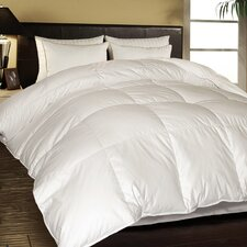 <strong>Blue Ridge Home Fashions</strong> 1000 Thread Count European White Down Comforter