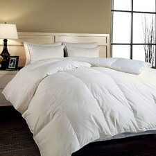 <strong>Blue Ridge Home Fashions</strong> 700 Thread Count Hungarian White Goose Down Comforter