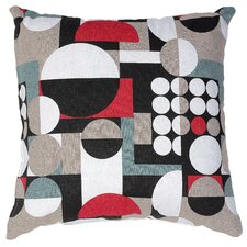 <strong>Cortesi Home</strong> Mondo Geometric Accent Pillow