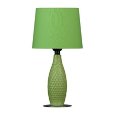 "Madison 13.5"" H Table Lamp with Empire Shade"