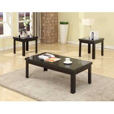 <strong>Milton Green Star</strong> 3 Piece Coffee Table Set