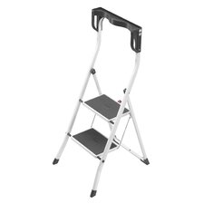 <strong>Hailo LLC</strong> Safety Plus 2 Step Ladder
