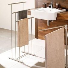 Milano 50 cm Towel Stand in Satin