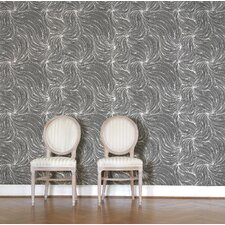 Magic Hair Gunmetal Wall Tiles
