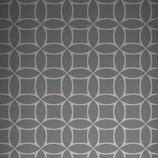 <strong>Astek Wallcovering Inc.</strong> Geometric Tiles Wallpaper