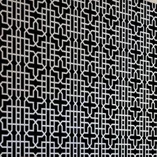 Geometric Trellis Tiles Wallpaper