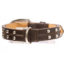 Hampton Brown Leather Leash