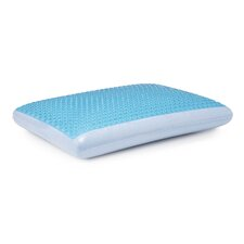 <strong>Sleep Innovations Inc.</strong> Gel Memory Foam with Cool GelHD Standard Pillow