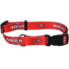NFL Dog Collar