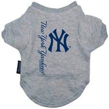 MLB Dog Tee Shirt