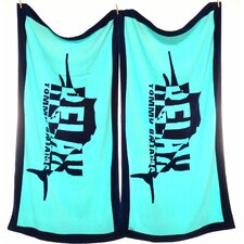 Surf Marlin Beach Towel (Set of 2)