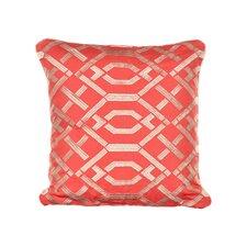 Palma Sola Throw Pillow