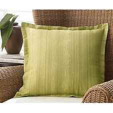 Island Botanical Cotton Decorative Pillow