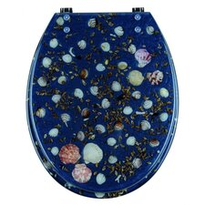 Blue Sea Toilet Seat