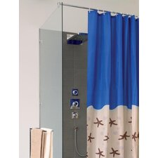 Karibik Shower Curtain