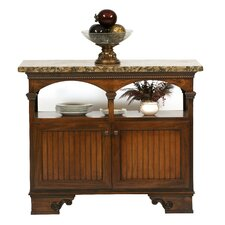 American Premiere Kitchen Island with Granite Top