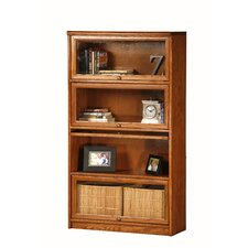 "Classic Oak Promo Lawyer 58"" Bookcase"