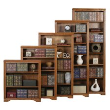 Oak Ridge Open Bookcase