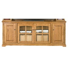 "Oak Ridge 80"" TV Stand"