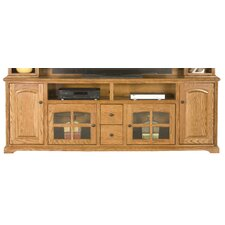"Oak Ridge 90"" TV Stand"