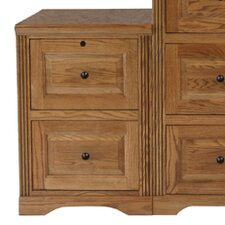 Oak Ridge 2-Drawer  File