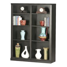 Coastal Double Wide Bookcase