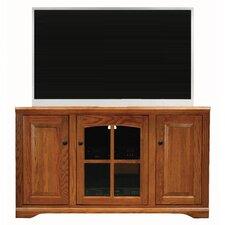 "Oak Ridge 55"" Corner TV Stand"