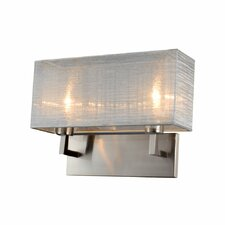 Prescott 2 Light Wall Sconce