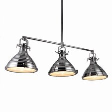 Cabrini 3 Light Kitchen Island Pendant