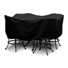 Weathermax™ Large Bar Set Cover with Umbrella Hole