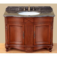 "Classic 42"" Single Vanity Set"