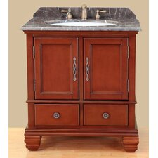 "<strong>Bosconi</strong> Classic 31"" Single Vanity Set"