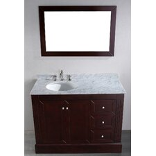 Contemporary 45'' Single Vanity Set