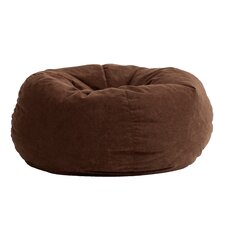 <strong>Comfort Research</strong> Fuf Large Bean Bag Sofa