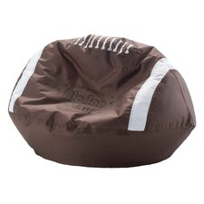Big Joe Football Bean Bag Lounger