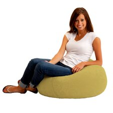 Classic Bean Bag in Comfort Suede