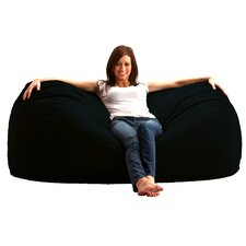 Fuf Six Foot Media Bean Bag Sofa