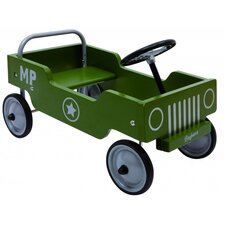 Push/Scoot Jeep
