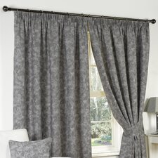 Genesis RMC Lined Pencil Pleat Curtains