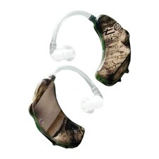 Ultra Ear Camo Behind-the-Ear Hearing Enhancer Communication Aids (Set of 2)