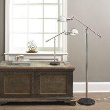 Heath Chrome Table Lamp