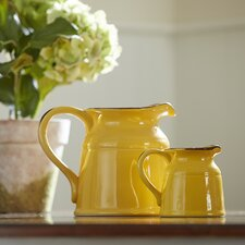 Maize Ceramic Pitcher