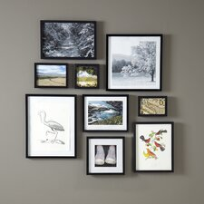 Memento Wood Frame, Black