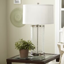 Lincoln Glass Table Lamp