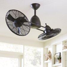 Fredrickson Ceiling Fan, Bronze