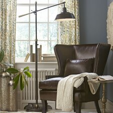 Solomon Leather Chair, Porter